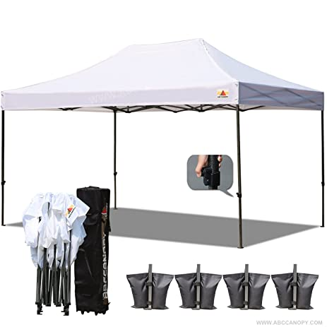 ?18+ colors?AbcCanopy 10x15 Pop up Tent Instant Canopy Commercial Outdoor Canopy with  sc 1 st  Amazon.com & Amazon.com : ?18+ colors?AbcCanopy 10x15 Pop up Tent Instant ...