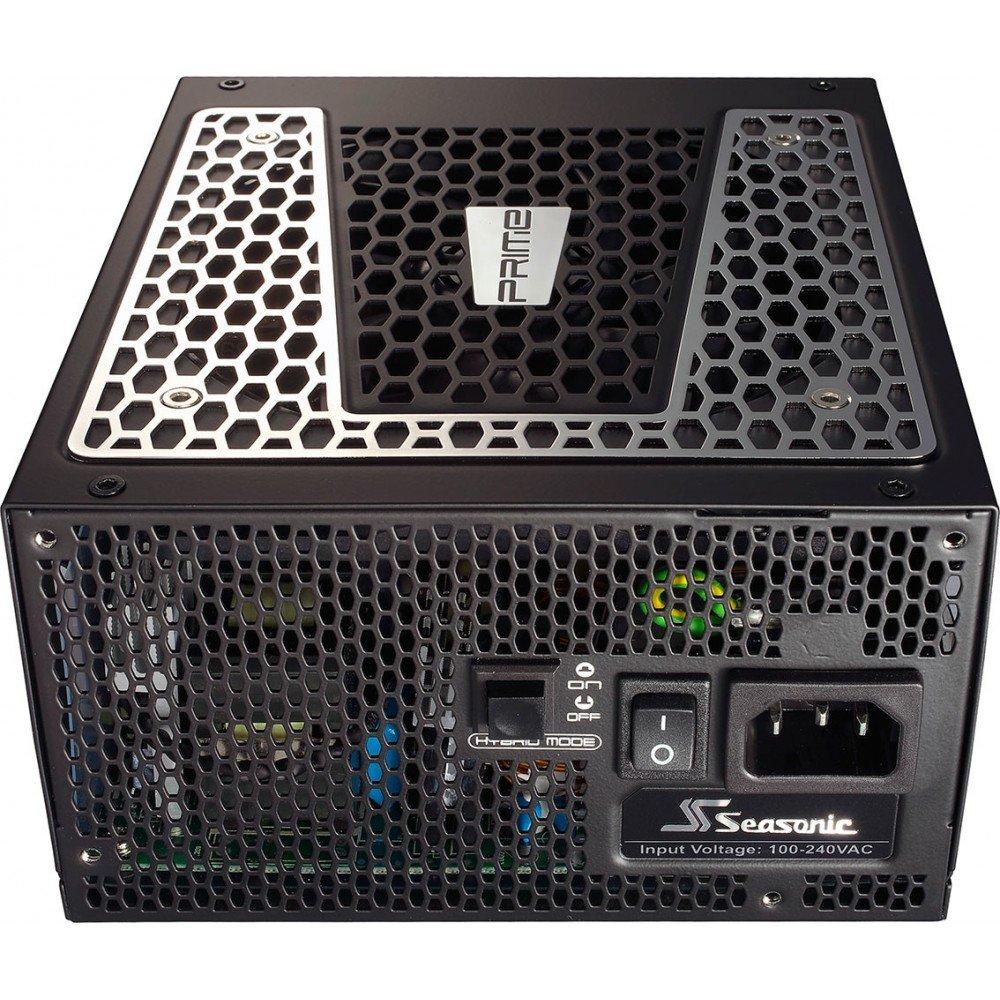 Seasonic 750W 80 PLUS Titanium ATX12V Power Supply with Active PFC F3 (SSR-750TD)