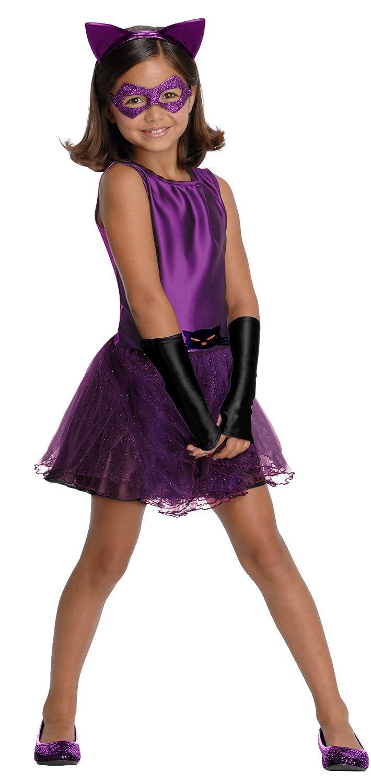 Disfraz de Catwoman tutú para niña - 1-2 años