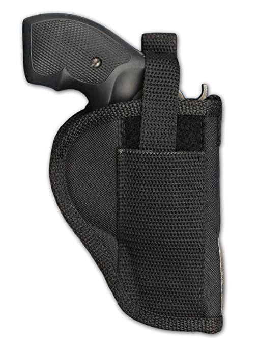 Amazon com : Barsony Holsters and Belts Colt S&W Ruger Taurus Medium