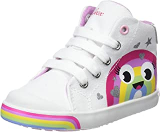 Geox B Kilwi B, Sneakers Basses bébé Fille