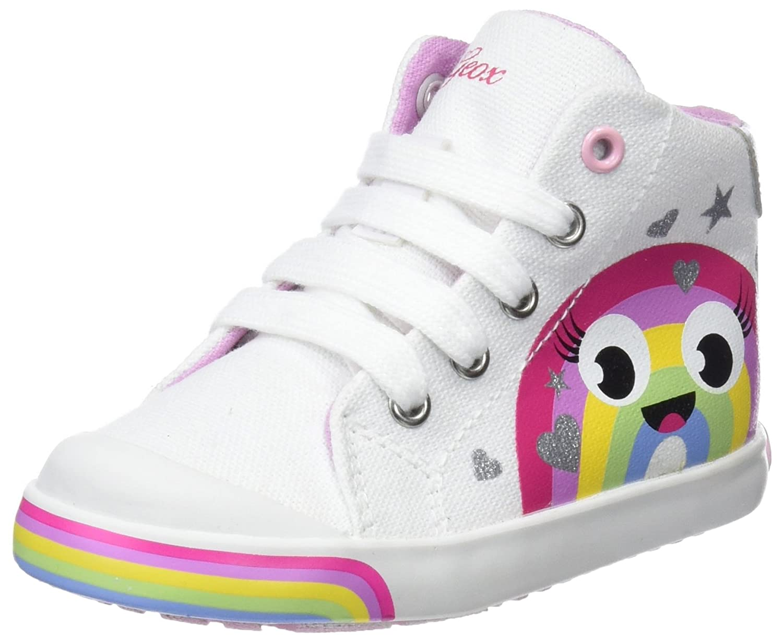Geox B Kilwi B, Sneakers Basses bébé Fille Sneakers Basses bébé Fille B82D5B