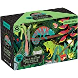 "Mudpuppy Amazing Frogs and Lizards Glow in the Dark Puzzle, 100 Pieces, 18""x12"" – Ages 5+ - Colorful Illustrations of…"