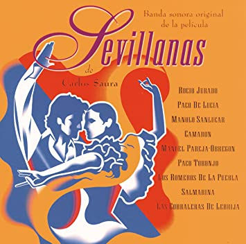 Amazon.com: Sevillanas De Carlos Saura / Various: Music