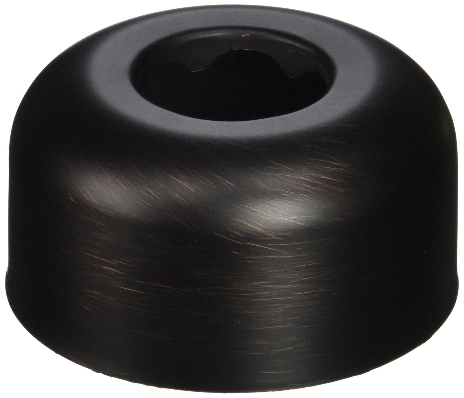 Jones Stephens E0412WB Escutcheon Old World Bronze 1-1/4-Inch Tubular Box Pattern
