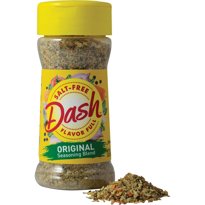 Mrs. Dash Seasoning Blend, Original, 2.5 Ounce