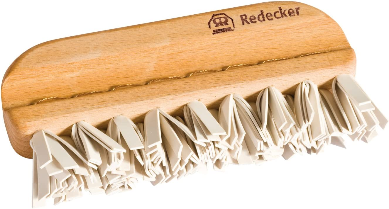 Redecker pearwood Travelling Ongles Pinceau Manucure//Pédicure Scrubbing Bristle