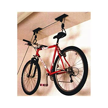 Racor Pro Ceiling Mount Bike Lift Sports Outdoors