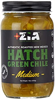 Zia Green Chile Company Vegan Canned Chili