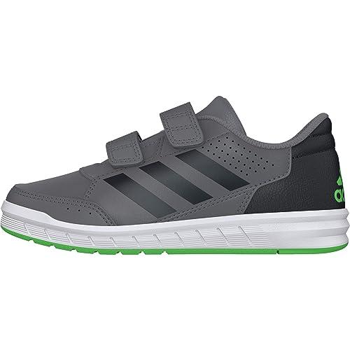 adidas altasport cf k chaussures fitness gris