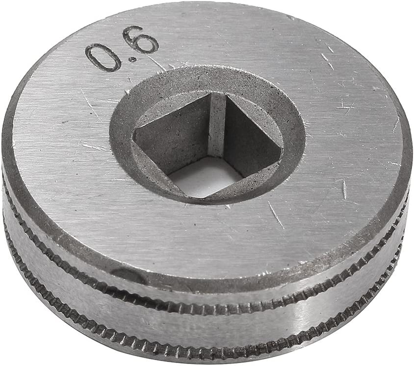 Two Roller Wire Feed Plate