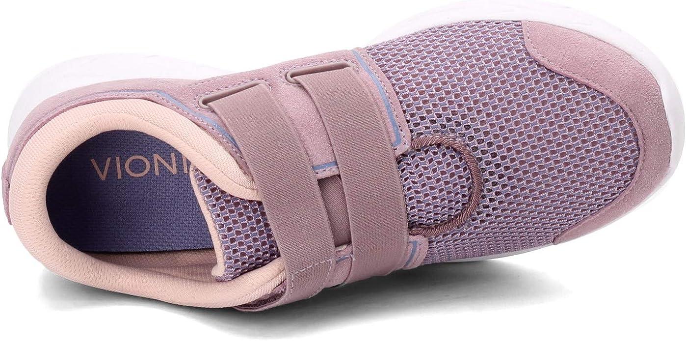 Sportlicher Schuh mit verdeckter orthop/ädischer Fu/ßgew/ölbeunterst/ützung Vionic Brisk Aimmy Damen Wanderschuhe