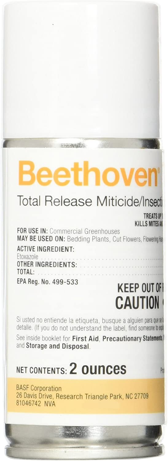 BASF Beethoven TR Total Release Miticide/Insecticide