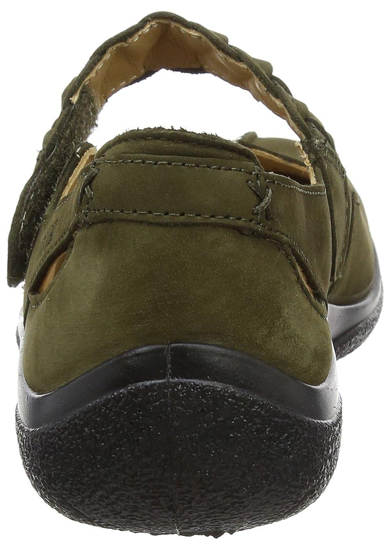 Hotter Damen Shake Schuhe Mary Jane Schuhe Shake Grün (Loden Grün) df115b
