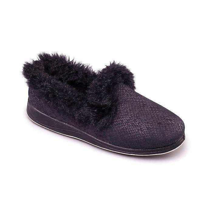 scarpa Padders donne scarpe 'di lusso' | scarpe simili | Extra grande  larghezza di EE | 30 millimetri tallone | calzascarpe libero: Amazon.it: Scarpe  e ...