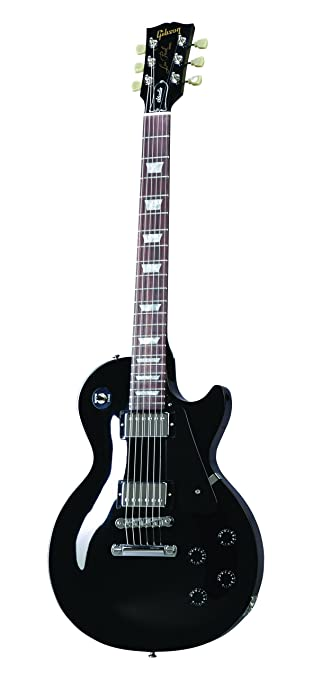 Gibson Les Paul Studio 2012 EB CH E-Gitarre, Chrome Hardw., H/H ...