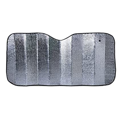 Amazon Com Bizar 13060cm Foiling Car Window Sunshade Aluminium Sun