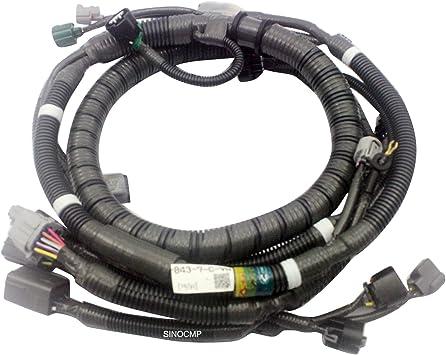 5 3 engine wiring harness amazon com krh10740 wiring harness sinocmp harness parts for  wiring harness sinocmp harness parts
