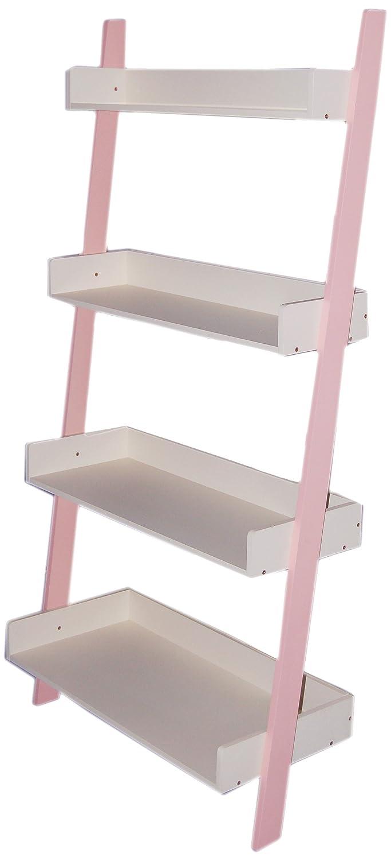 Amazon TMS Kids 4 Tier Shelf Sky Pink White Home Kitchen