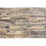 Wodewa paneles de madera para pared nogal i 1m - Panel decorativo cocina ...
