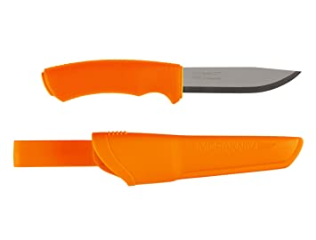 Mora FT12050 Cuchillo a Lama Fissa,Unisex - Adultos, Orange ...