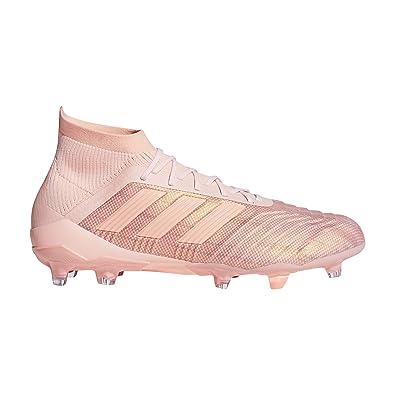 11a6934da4a adidas Men s Predator 18.1 FG Soccer Cleat (Sz. 7.5) Trace Pink