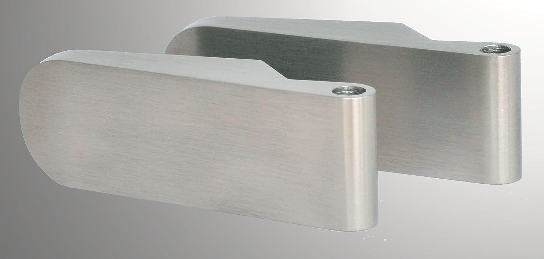 Buntbartschloss mit Beschlag inkl ESG Glas 709//834//959x1972x8mm DIN links//rechts 959x1972mm DIN L Siebdruck M2 M2-709//834//959L-BB: Glasdreht/ür