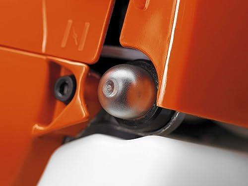 Husqvarna 129R 17 Cutting Path Gas Brushcutter,Orange