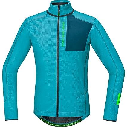 Gore Bike Wear Men´s, Mountain bike thermo jersey, Long sleeves, GORE