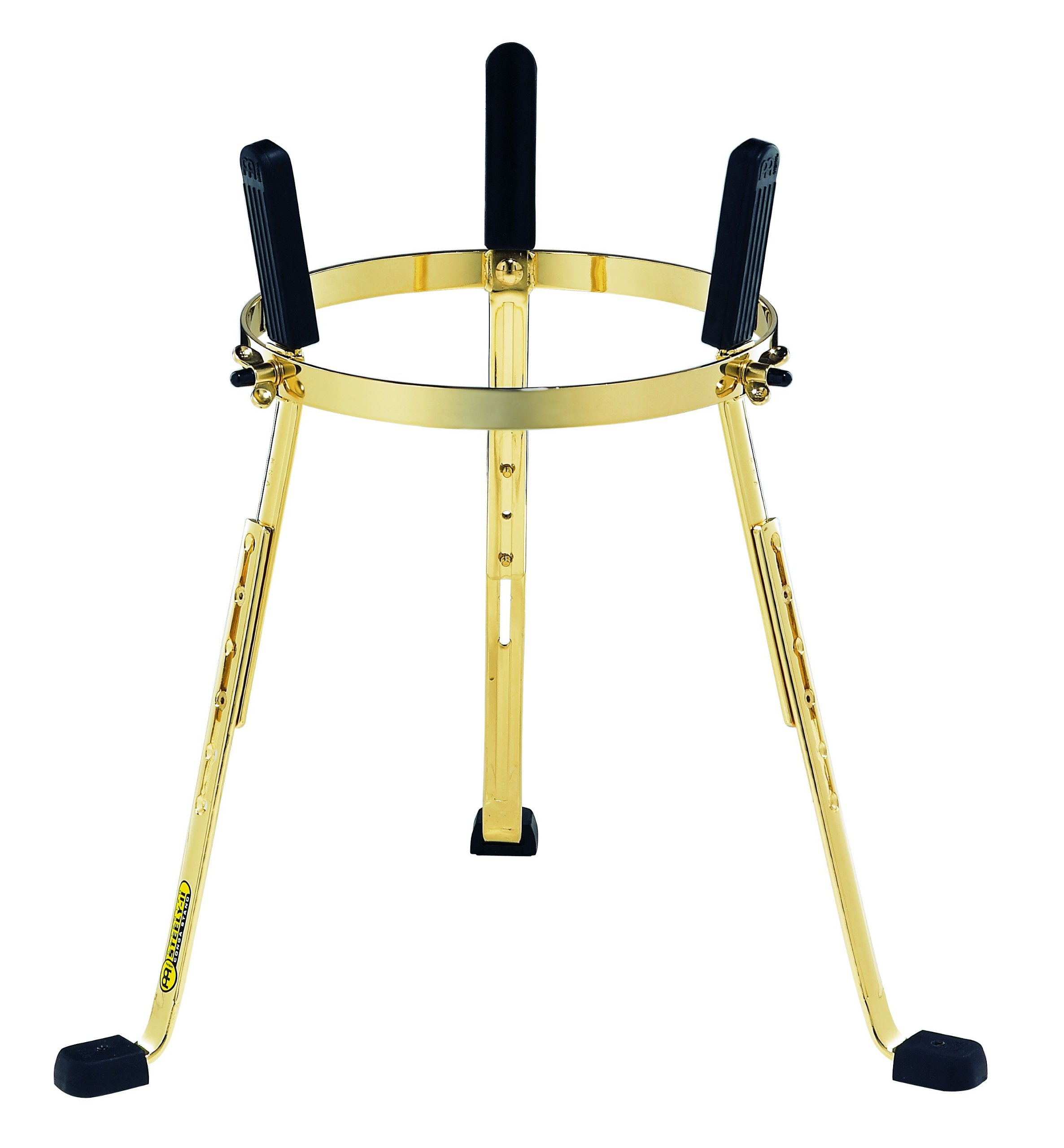 Meinl Percussion ST-MSA1212G Steely II Height Adjustable Stand for 12-Inch MEINL Professional Congas, Gold Tone