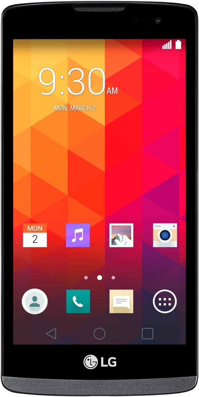 LG Leon 4G - Smartphone libre Android (pantalla 4.5