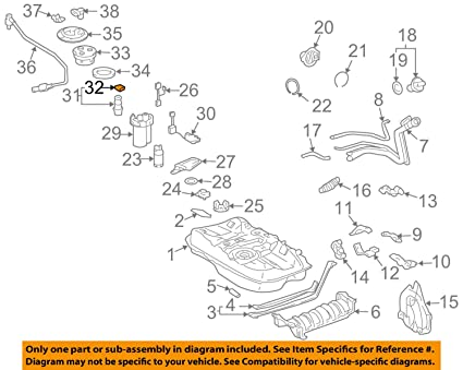 amazon com toyota 90301 07020, fuel injection pressure regulator o Toyota Wiring Schematics image unavailable