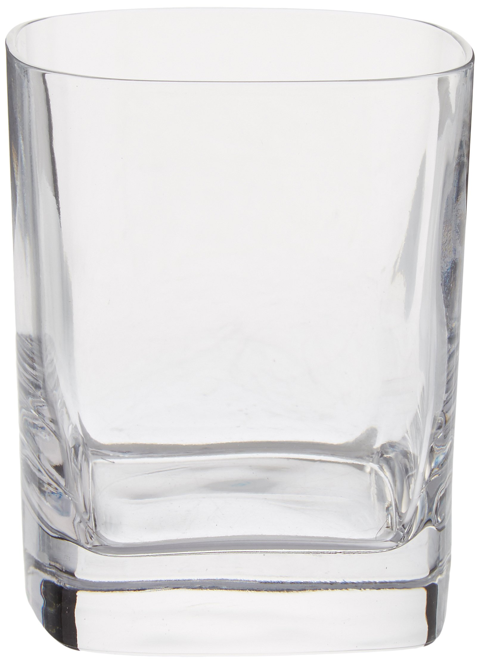 Luigi Bormioli, us kitchen, LUIG9 09833/06 Strauss 11.75 oz Double Old Fashion Glasses, Set of 6, Clear