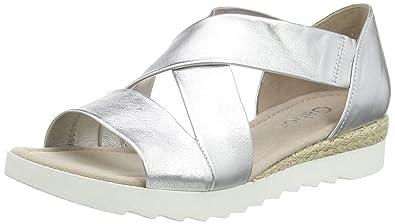 c04a38c78eb Gabor Women s Promise Sandals  Amazon.co.uk  Shoes   Bags
