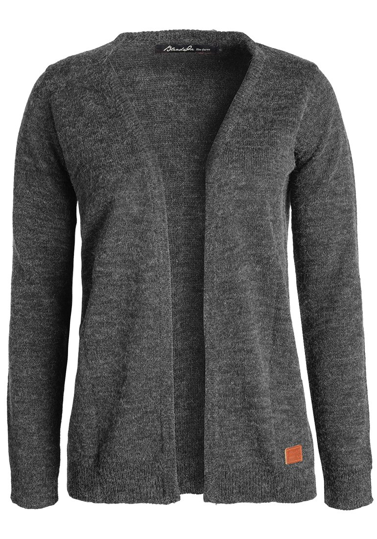 BlendShe Nena Women's Cardigan Fine Knitted Jacket with V-Neck