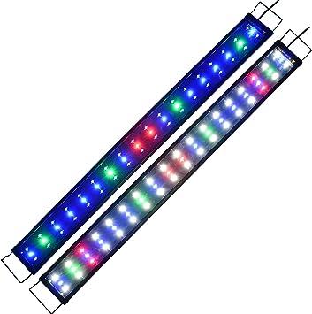 Aquarium Beleuchtung LED Lampe Vollspektrum Aufsetzleuchte