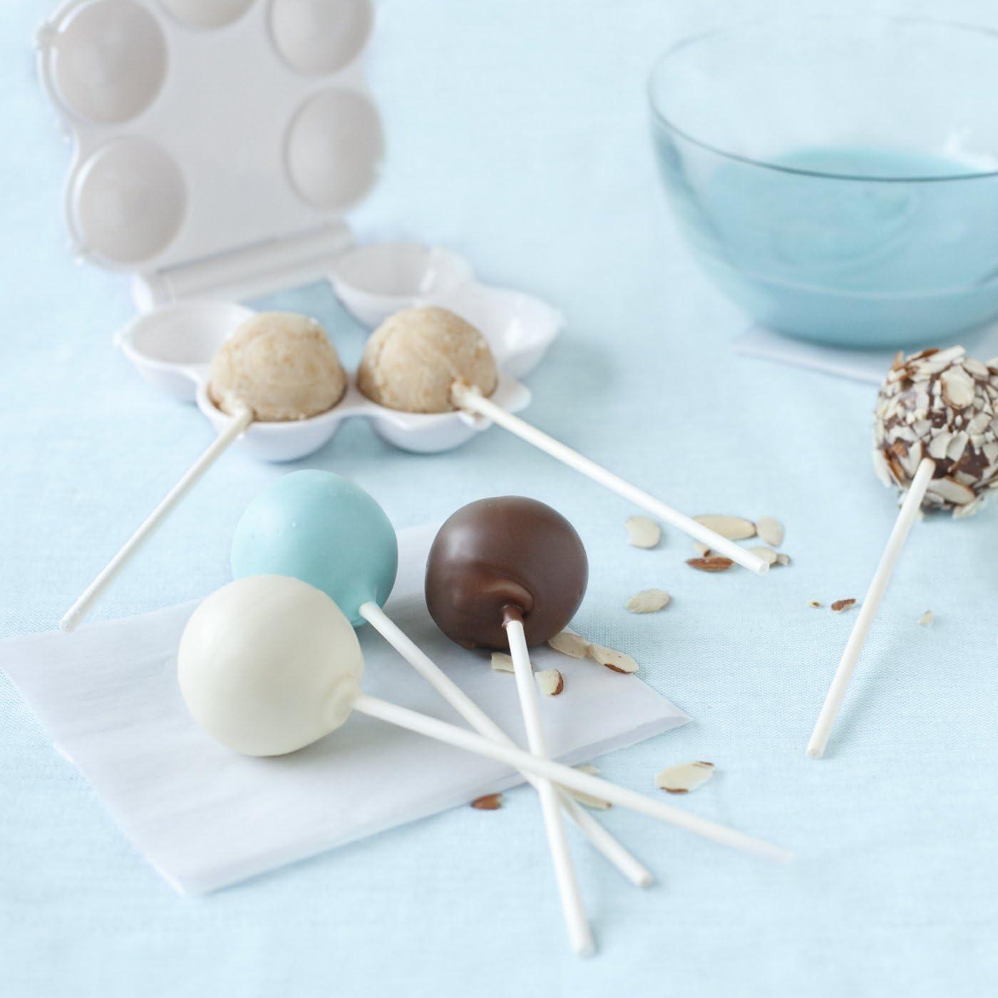 Sweet Creations Round Cake Pop Press Mold