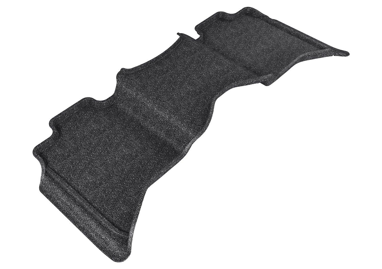 Classic Carpet Tan 3D MAXpider Complete Set Custom Fit Floor Mat for Select Dodge RAM 1500 Models