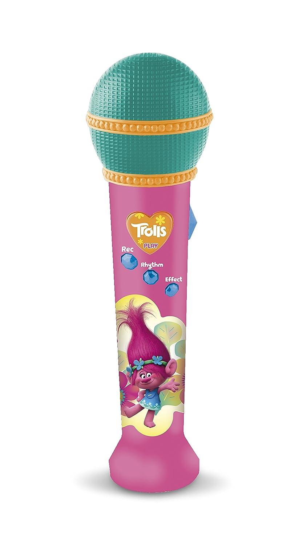 IMC - 235021 - Microphone Enregistreur - Trolls IMC Toys 235021TL