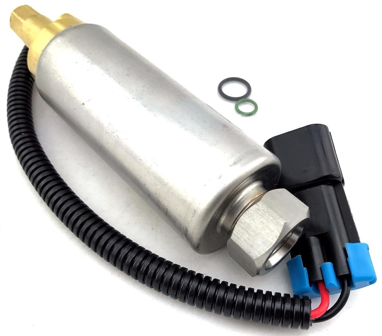 ELECTRIC FUEL PUMP MERCURY MERCRUISER 4.3L 5.0L 5.7L 861155A3 V6 V8 CARBURETOR