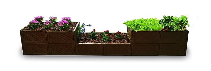 UPP® Multifunción Bancal Flexible & Ampliable/compostador ...