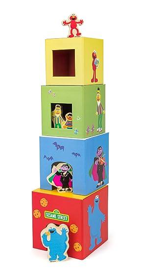 Small Foot Company - Torre certificada 100% FSC, para niños a Partir de 1