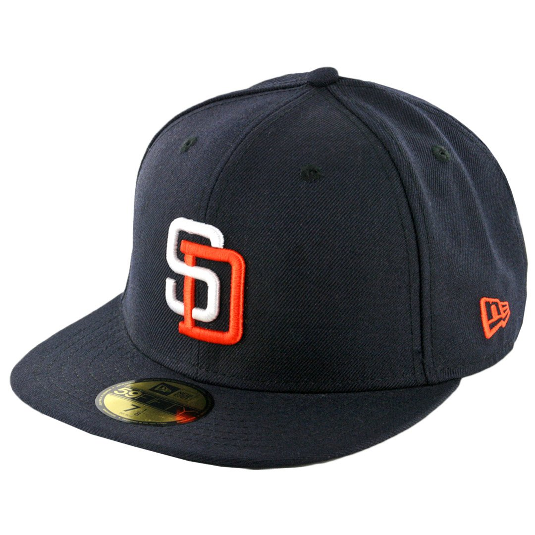 1400a20740f New Era 59Fifty San Diego Padres CO 1998 Tony Gwynn Fitted Hat (Navy) MLB