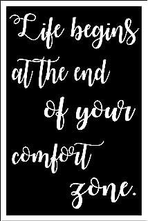 Amazoncom Helen Keller Quote Motivational Art Print Poster The