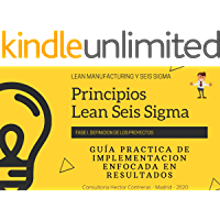 Lean Seis Sigma: Metodología para realizar proyectos Seis Sigma (1.0)