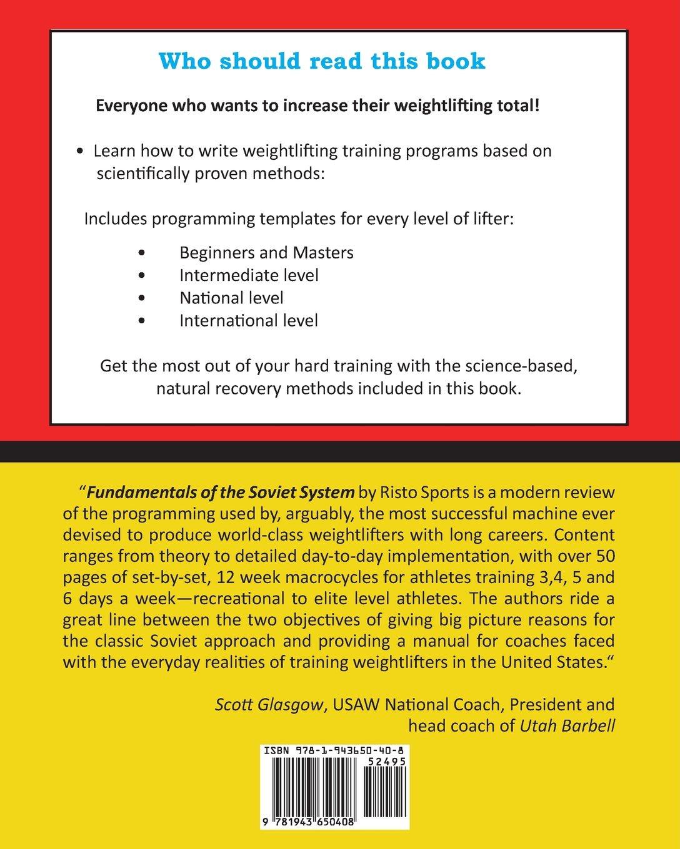 Fundamentals of the Soviet System: The Soviet Weightlifting System ...