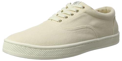 Canvas Sneaker von Marc O'Polo in weiß für Herren. Gr. 40