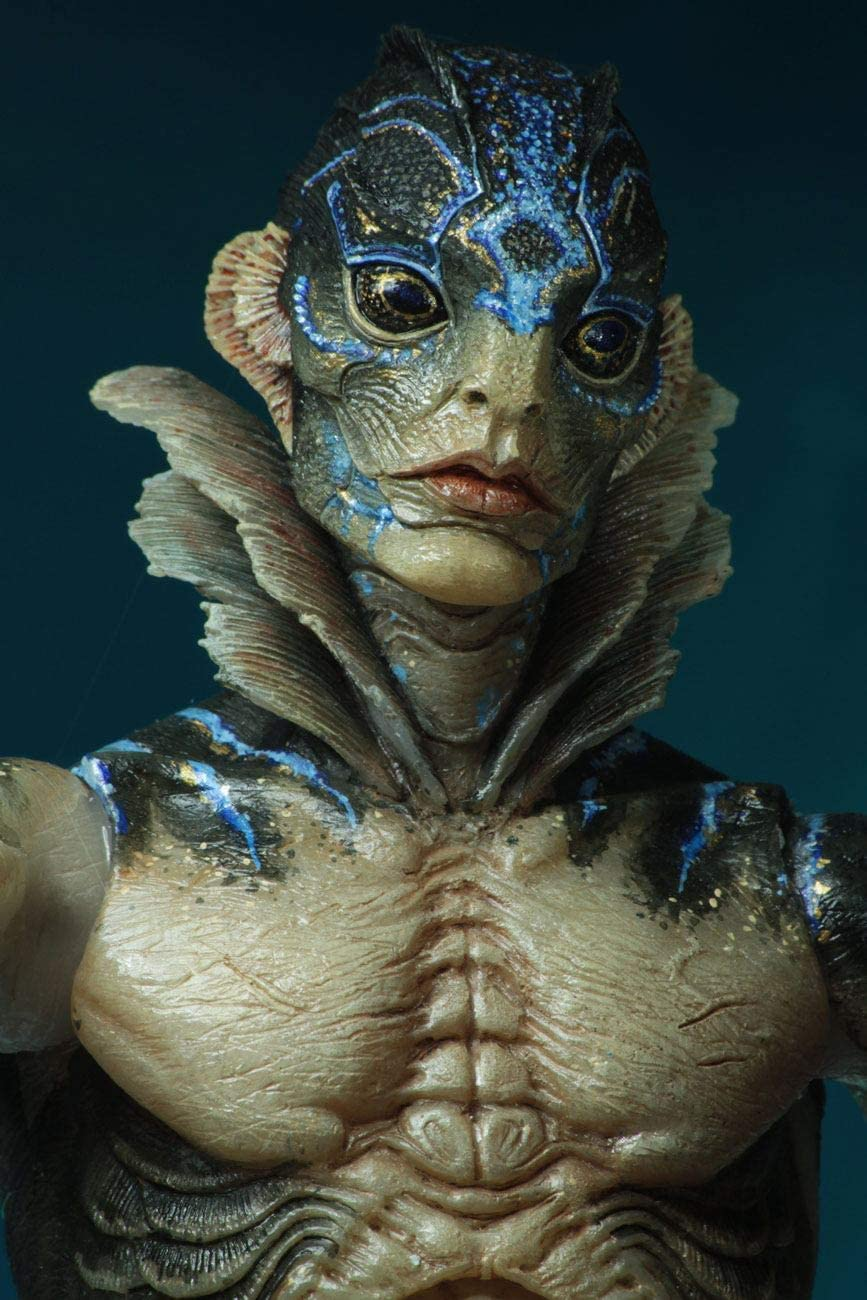 GDT Signature Collection Shape of Water Amphibian Man Figure NECA IN STOCK