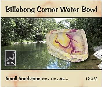 URS Water Bowl, Yellow Sandstone