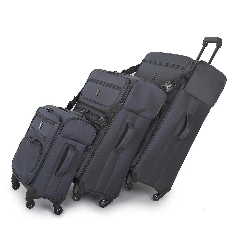 IT Luggage Grey 17